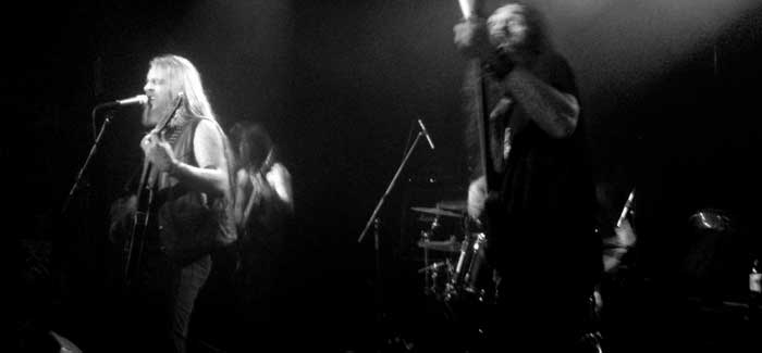 Gronde French Black Metal - Live